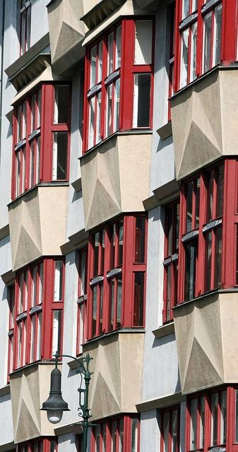 Prague cubism - Teacher's Housing Co-operative
