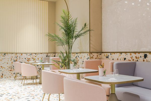 H2r Uses Italian Terrazzo To Create Timeless Design For New