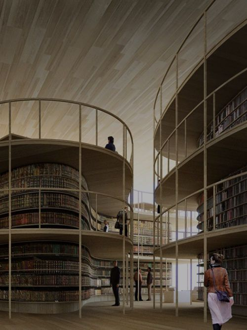 sylvain rety · Helsinki Central Library