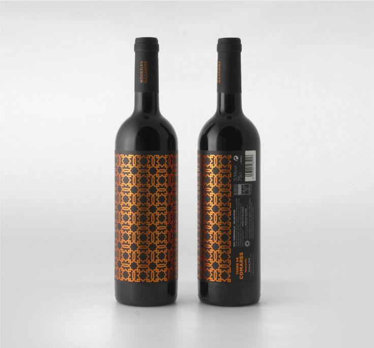 Bodegas nazar es dise o etiquetas de botellas - Diseno de bodegas ...