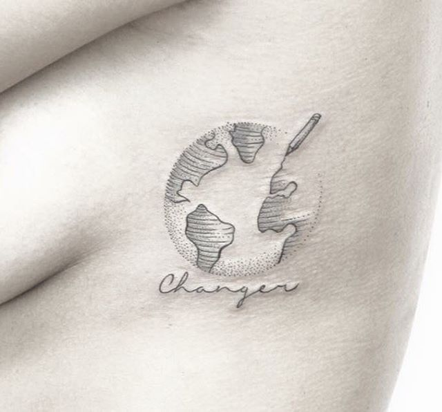 25 best ideas about world travel tattoos on pinterest see best ideas about world tattoo. Black Bedroom Furniture Sets. Home Design Ideas