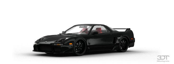 Tuning Of Acura NSX Coupe 2005 by LUTEZR - 3DTuning