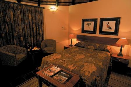 Riverside Bungalow Bedroom