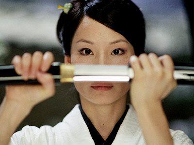 http://io9.com/the-10-greatest-female-samurai-and-ninjas-610890827