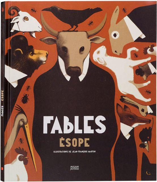 Jean-François Martin - Fables d'Esope