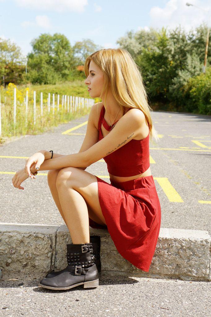Beauty.Fashion.Shopping by Paula Jagodzińska #fashion #blonde