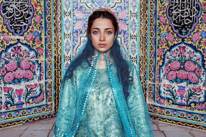 Merquita Nasir al-Mulk, Xiraz, Irã