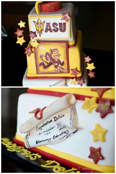 Asu Cake Decorations