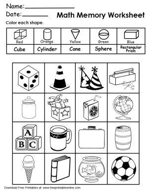 free printable math worksheets 3d shapes 3rd grade math worksheets 3d shapes free printable. Black Bedroom Furniture Sets. Home Design Ideas