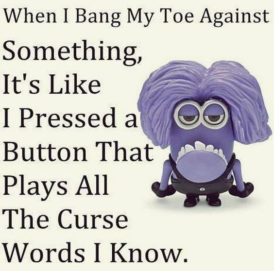 35 Very Funny Minion Quotes #Minions #Funny - and following from an outburst to an extremely opinionated but stupid man she carried on with her work.. only looking forward with her own concerns and not a flying goddamn fuck about his 'gotta have the last word opininon'