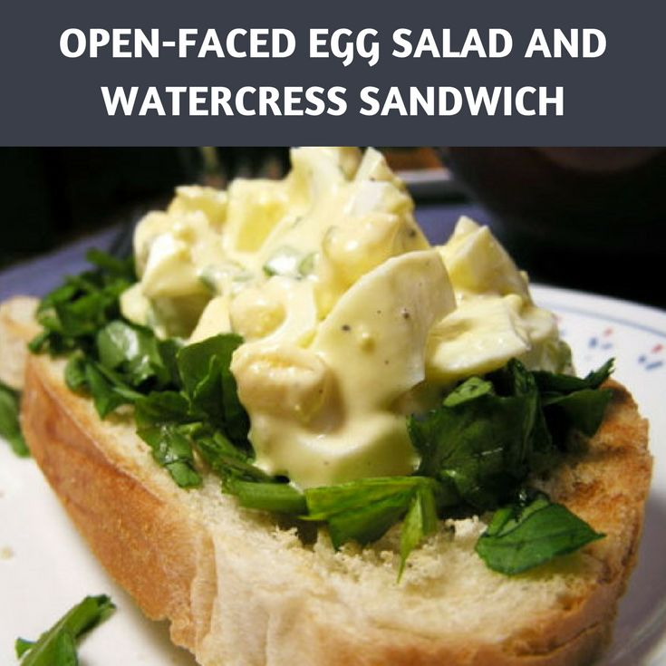 Too many leftover Easter eggs? It's time for sandwiches.