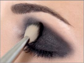 Seductive Eyes, Soooo Smokin' Hot! - Seventeen Cosmetics