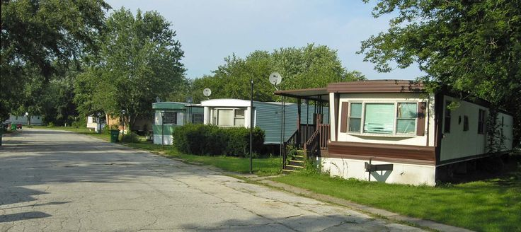 Trailer Park Mobile Home