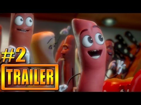 Sausage Party Trailer 2 - YouTube