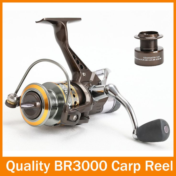 2017 New Aluminum 11BB BR3000 coil Fishing tackle Spinning Fishing Reels Carp Reel Fishing Baitrunner Coil Fishing Carp Brand //Price: £ 41.75 & FREE Shipping //   #wildlife #hiking #camping