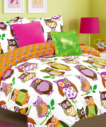 Adorable Full Kids Bedroom Set For Girl Playful Room Huz: 19 Best Bedding Sets Images On Pinterest