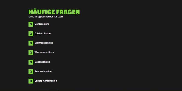 Wir montieren Ihre Küche #termingerecht und #fachgerecht in der Schweiz. Küchenmontagen mit schweizer Präzision vom Fachmann.  http://küchenmonteur.ch/