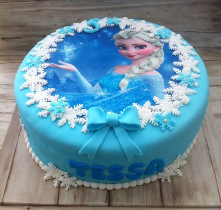 Frozen Cake Design Images : Best 25+ Frozen cake designs ideas on Pinterest Frozen ...