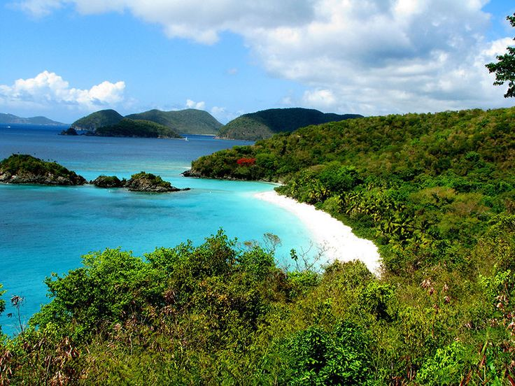 St. John | 10 Places You Wish You Could Win A Vacation To