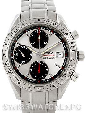 Omega Speedmaster Day Date Chronograph Watch 3211.31.00