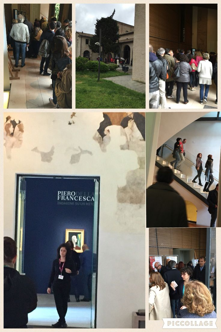 Visitatissima a Forli nel #weekend del 25 aprile la mostra #pierodellafrancesca Indagine su un… instagram.com/p/BEqfJ1aJuYF/
