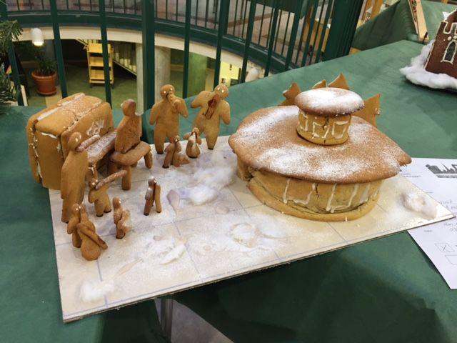 pepparkaksbygge pepparkakshus pepparkaksgubbar Gingerbread