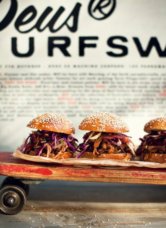 Pulled Pork Sliders with Apple Cider Slaw | What Katie Ate