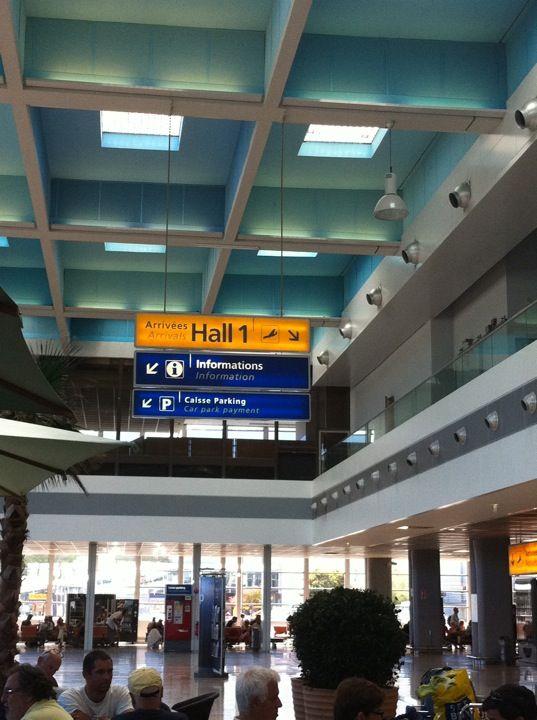 Aéroport Marseille-Provence (MRS) à Marignane, PACA