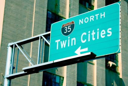 A fantastic list of things to do in the Twin Cities... some of them are obvious but some I didn't know existed!
