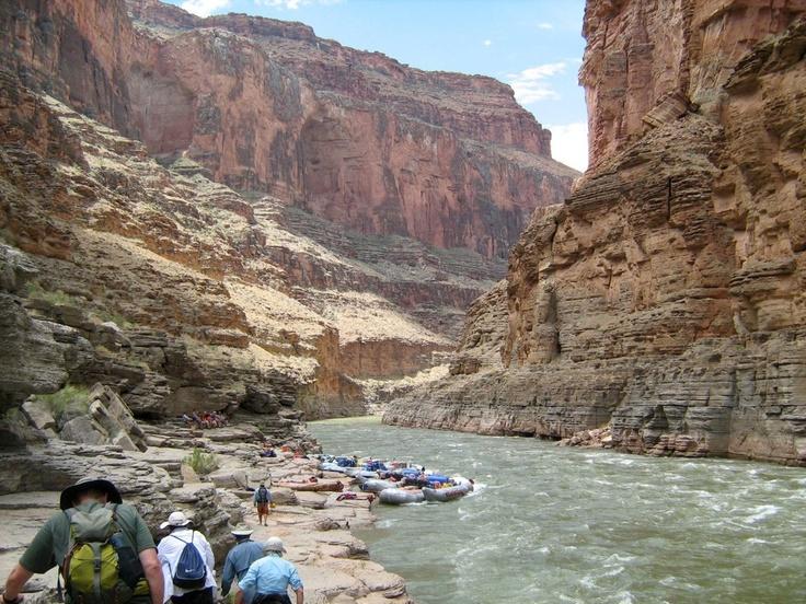 Colorado River, Grand Cayon