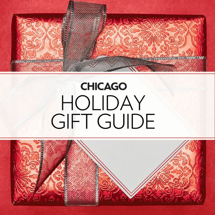 Chicago Gift Guide 2013: 58 Great Local Finds