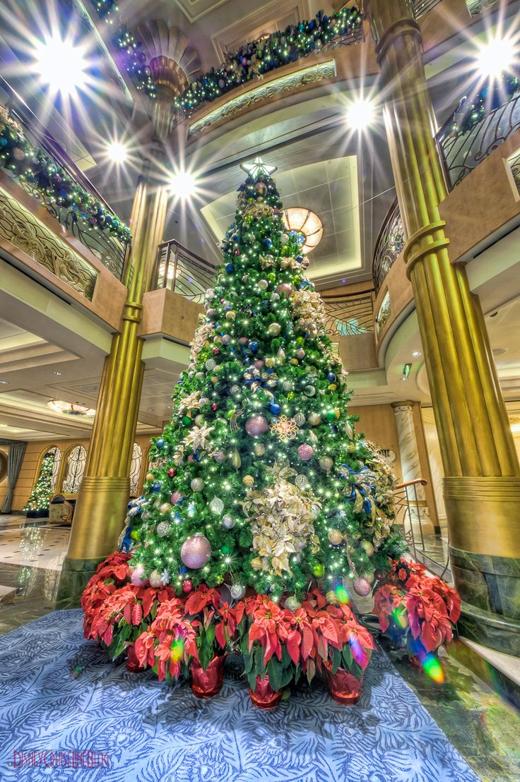 Celebrate the Holidays with Very Merrytime Disney Cruises