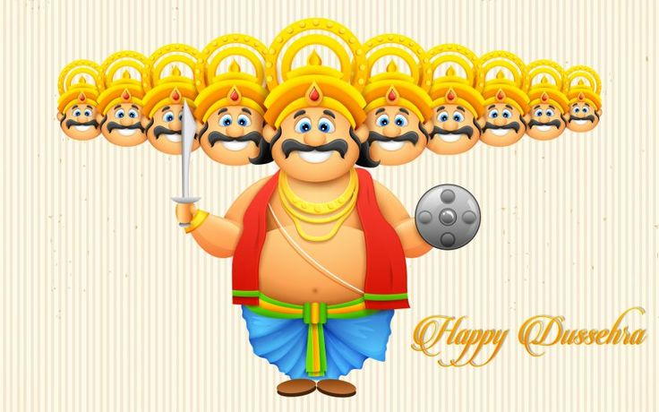 Happy Dussehra (Dasara) Wishes Messages Images Whatsapp Status Dp Wallpapers 2016