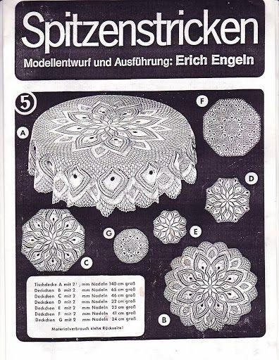Spitzenstricken 5 - bieta p. - Picasa Web Albümleri
