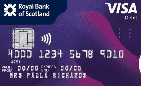 How To Activate Rbs Debit Card 2019 Debit Debit Card Bank Card