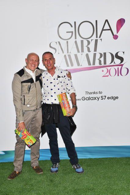 Gioia! Smart Awards 2016 - Bagni Misteriosi #gioiasmartawards #gioiamagazine Thank you @alessandraianzitoprevents @gioiamagazine #mtpisani_etabetapr @mtpisani_etabetapr #etabetaprfriends