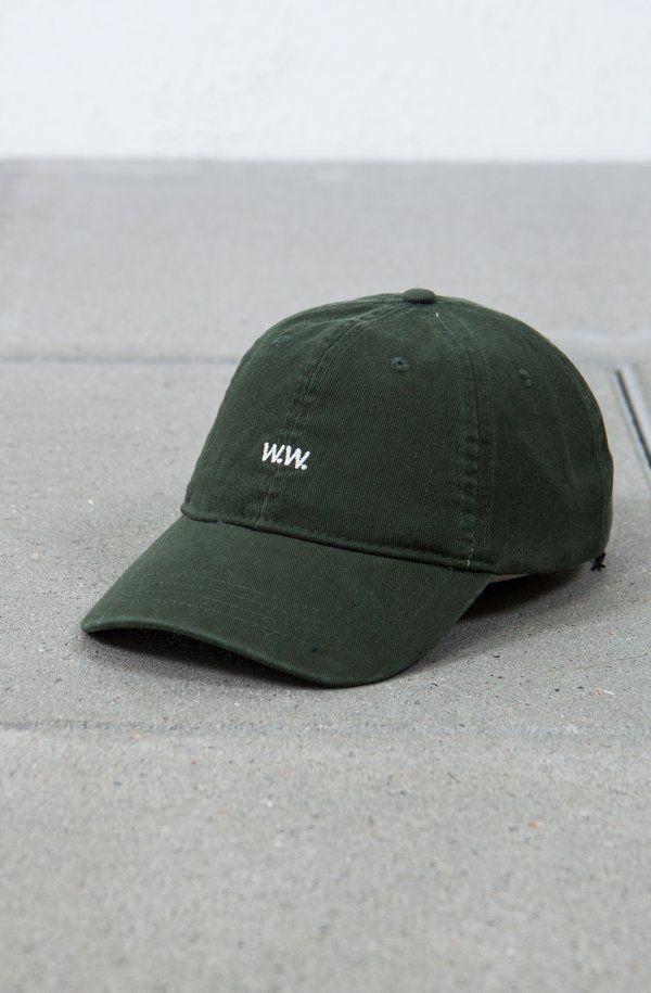 WOOD WOOD // LOW PROFILE CAP // DKK 300,-