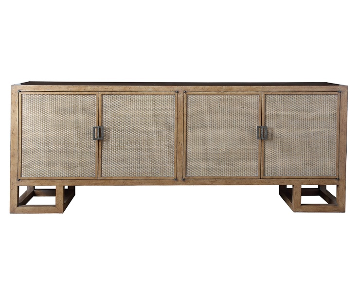 Leeward Credenza By John Black For Curate Home Collection.