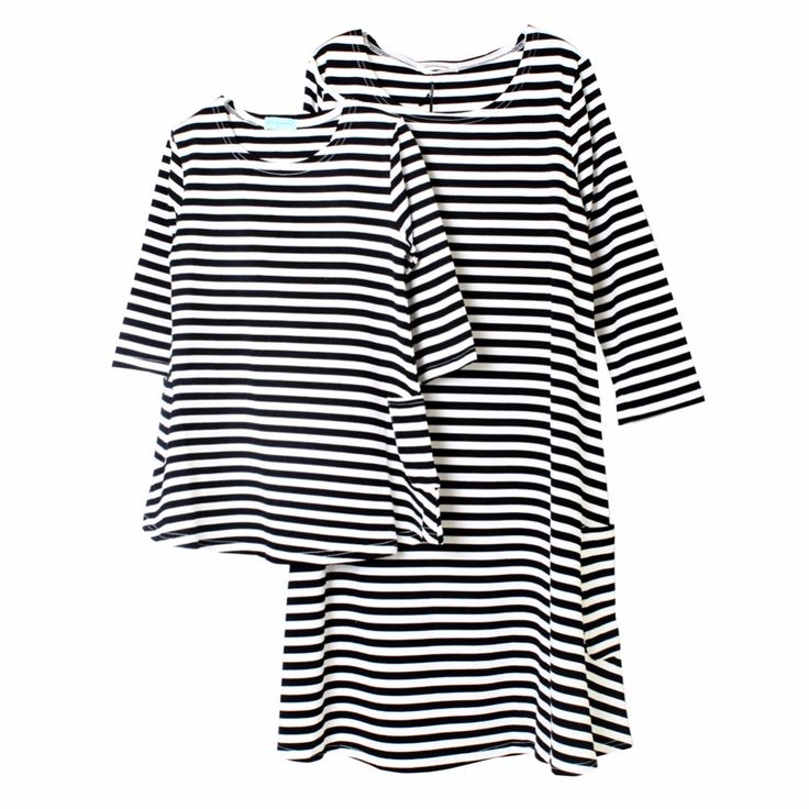 Mommy And Me Striped Dress //Price: $18.00 & FREE Shipping //     #hashtag4