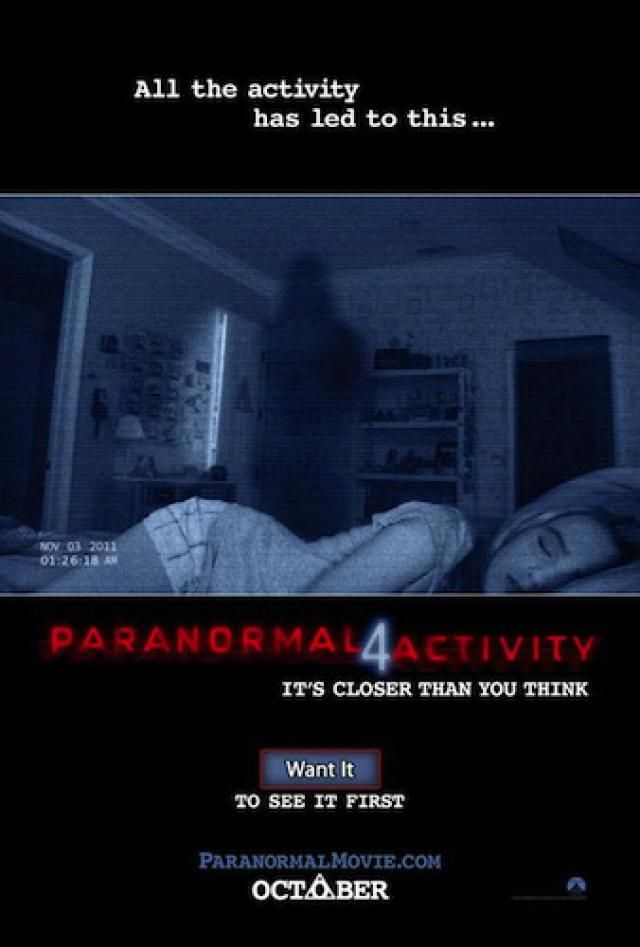 The 'Paranormal Activity' Movie Franchise: Paranormal Activity 4 (2012)