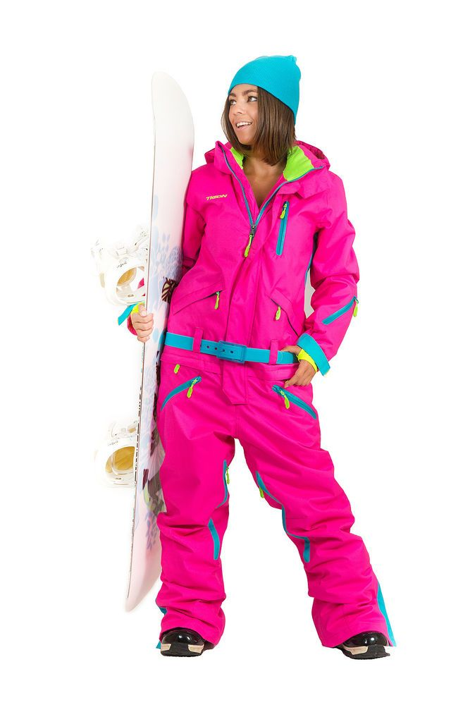 Womens Snow Suit One Piece >> One Piece Snow Suit Ski Snowboard Jacket Womens Pink & Blue   Pink blue, Jackets and Pink