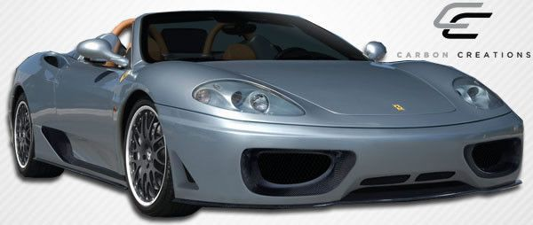 2000-2004 Ferrari 360 Modena Carbon Creations F-1 Spec Body Kit - 5 Piece