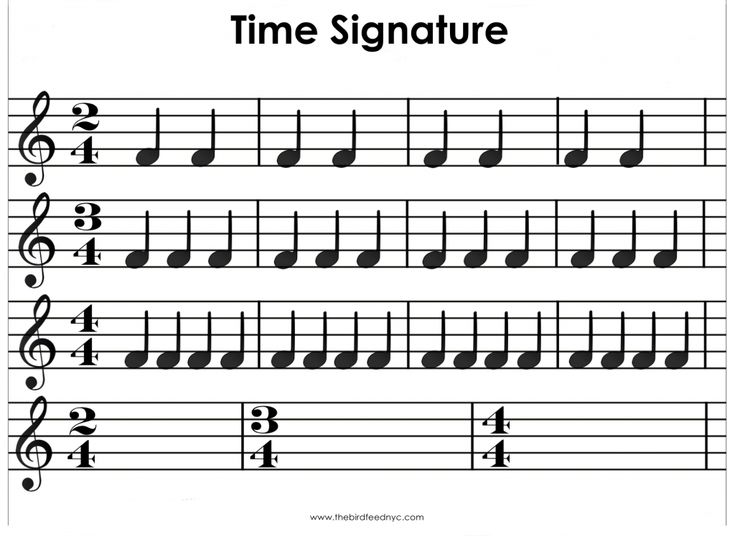 Time Signatures | Reading Music | StudyBass