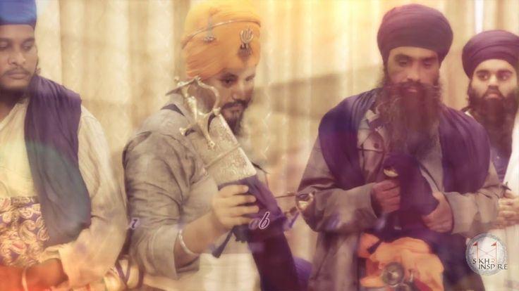 #MustWatch Blessed Shastar of Sri Guru Hargobind Sahib Ji and Baba Bidhi Chand Sahib Ji. The Tegha of Sri Guru Hargobind Sahib Ji was used in the battle against Painde Khan and was the Shastar Guru Sahib wore on his Kamarkasa at all times. The Sri Sahib of Baba Bidhi Chand Sahib was again the Shastar that they wore on their Kamarkasa at all times and they used this Sri Sahib in 4 victorious battles. http://barusahib.org/…/blessed-shastar-of-sri-guru-hargobi…/ Share & Spread the divinity!