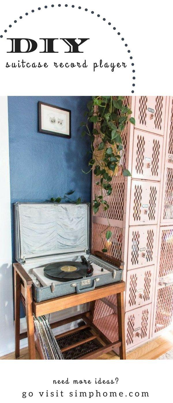 Best 25 Vintage Record Players Ideas On Pinterest