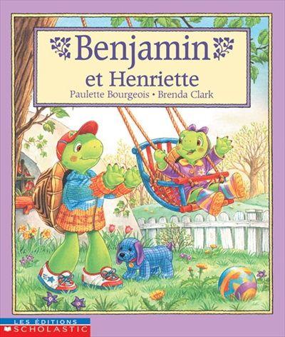 31997000765651 Benjamin et Henriette. Benjamin s'occupe beaucoup de sa petite soeur. Il fait beaucoup d'efforts pour elle. Il est prêt à tout partager sauf sa peluche. Benjamin a le droit de posséder des choses en propre. [SDM]