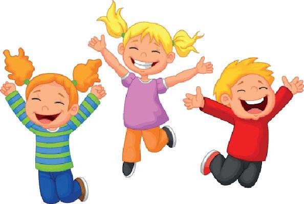 Happy Children Clipart & Happy Children Clip Art Images ...