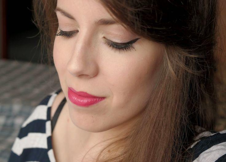 pink spring makeup on zoara.blogspot.com