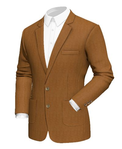 Brown corduroy Blazer - http://www.tailor4less.com/en-us/men/blazers/2417-brown-corduroy-blazer