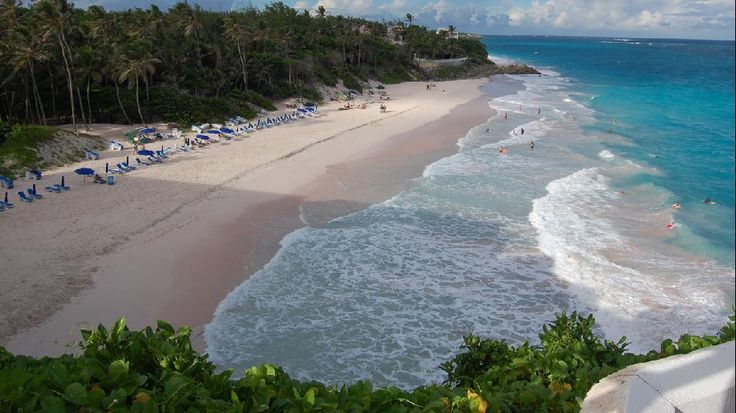 The third sexiest beach according to Travelzoo is Crane Beach in Barbados. (Shardalow, Flickr Creative Commons)